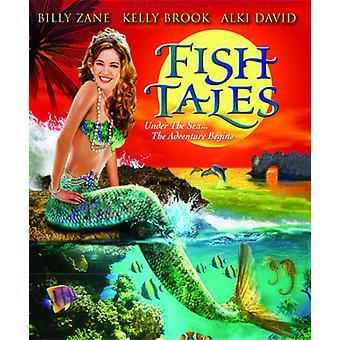 Fishtales [Blu-ray] USA import