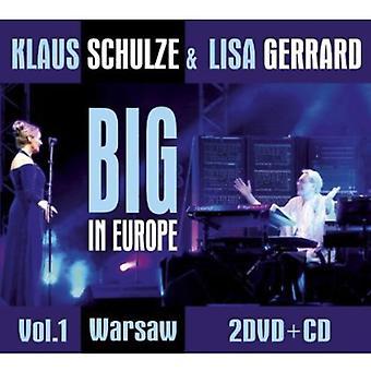 Klaus Schulze & Lisa Gerrard - Klaus Schulze & Lisa Gerrard: Vol. 1-grandes en importación de Estados Unidos de Europa [CD]