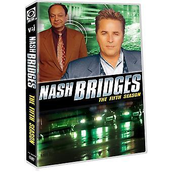 Nash Bridges: Complete Season 5 [DVD] USA import