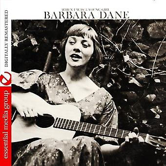 Barbara Dane - When I Was a Young Girl [CD] USA import