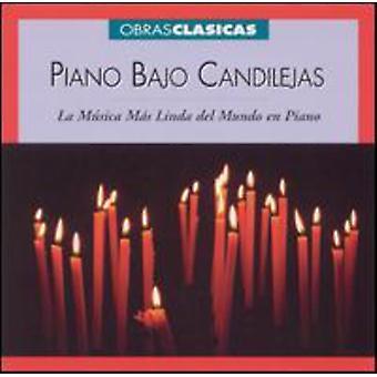 Klaver Bajo Candilejas - klaver Bajo Canilejas: La M Sica M S Linda Del Mundo En Piano [CD] USA import