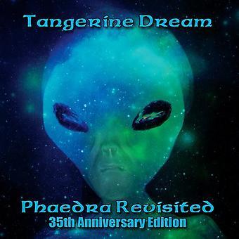 Tangerine Dream - Phaedra Revisited-35th årsdagen Edi [CD] USA import