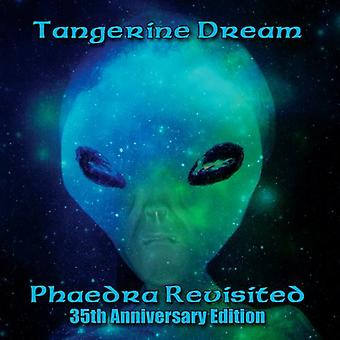 Tangerine Dream - Phaedra Revisited-35th Anniversary Edi [CD] USA import