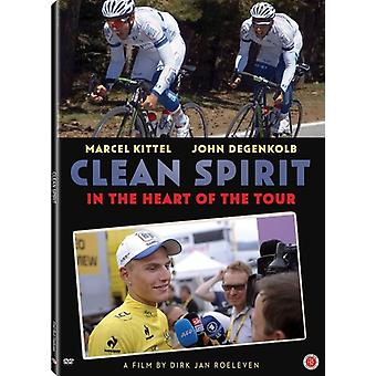 Importación de espíritu limpio [DVD] los E.e.u.u.