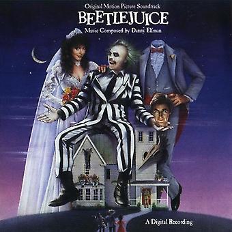 Various Artists - Beetlejuice [CD] USA import