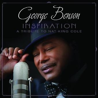 George Benson - Inspiration: A Tribute to Nat King Cole [CD] USA import