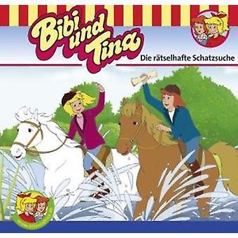 Bibi Und Tina - Die Ratselhafte Schatzsuche [CD] USA importerer