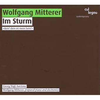 W. Mitterer - Wolfgang Mitterer: Im Sturm [CD] USA import
