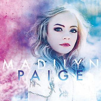 Madilyn Paige - Madilyn Paige [CD] USA import