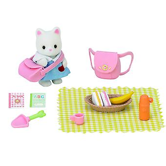 Sylvanian familier barnehage piknik Set