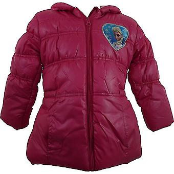 Disney Frozen Girls Winter Hooded Jacket / Coat