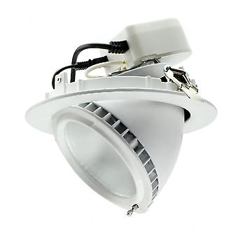 LED Robus Wilson 35W LED infällda cirkulär vägg bricka