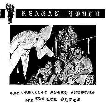 Reagan Youth - Reagan Youth: Complete Youth Anthems for the New Order [CD] USA import
