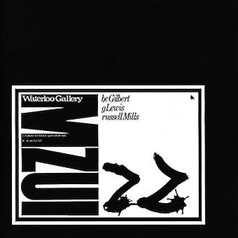 Gilbert/Lewis/Mills - Mzui [CD] USA import