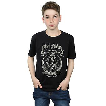 Black Sabbath drenge End World Tour T-Shirt