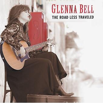 Glenna Bell - weg minder gereisd [CD] USA import