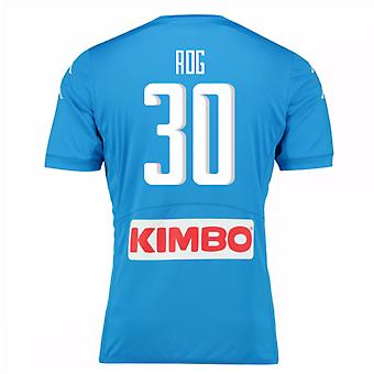2016-17 Napoli authentiek thuis Shirt (Rog 30)