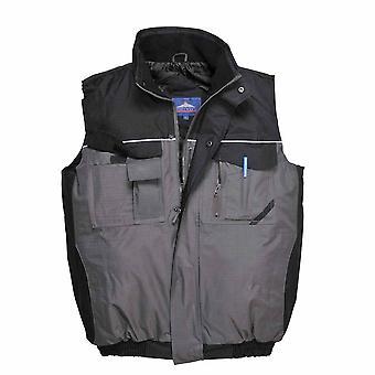 Portwest - RS tofarget Uniform Workwear polstret holdbar vanntett Bodywarmer