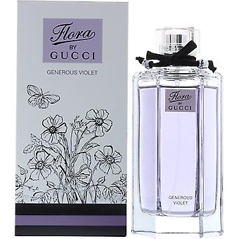 Gucci Flora royale Violet Eau de Toilette 100ml Spray