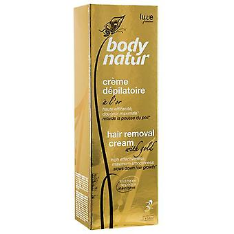 Body Natur Gold Hair Removal Cream 130ml