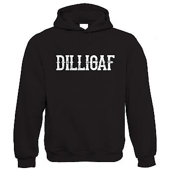 Vectorbomb, DILLIGAF Hoodie (S a 5XL)