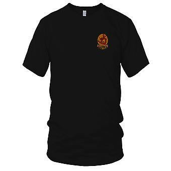 USMC Marines Air Support VMA-211 Wake Island Avengers - Vietnam War Embroidered Patch - Ladies T Shirt