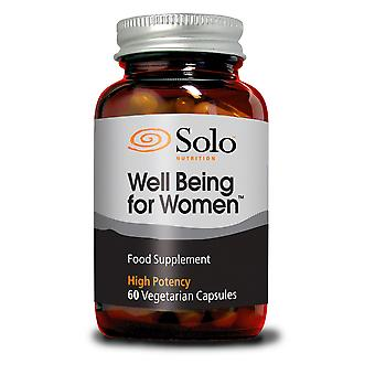 Solo Nutrition, Well Being for Women 60 Capsules