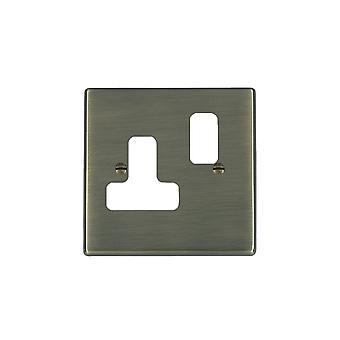 Hamilton Litestat Hartland bronze antigo 1G SS1 placa Gridfix de abertura