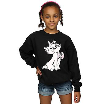 Disney Girls Aristocats Marie Sweatshirt