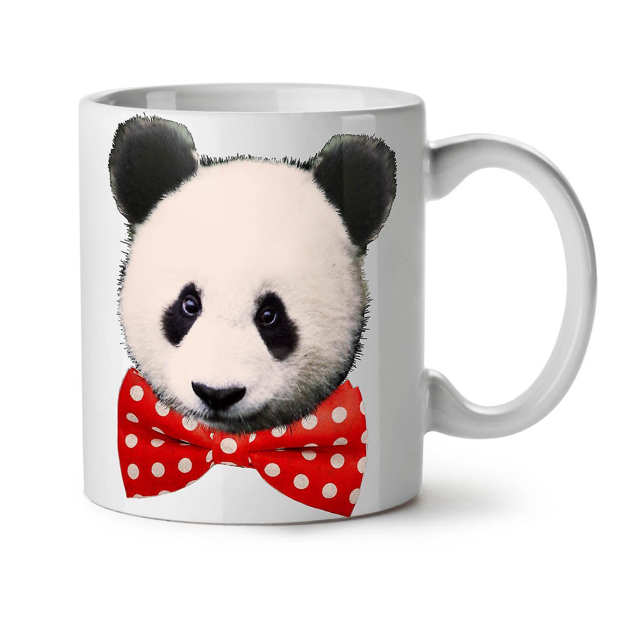 Drôle Café Céramique Papillon Tasse Blanc De Nouveau Noeud Thé Le 11 OzWellcoda Mignon Panda 7bfYgyv6