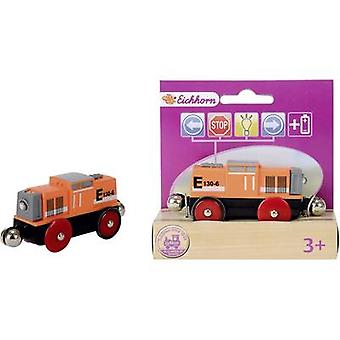 Eichhorn Wooden train set Shunter 100001306
