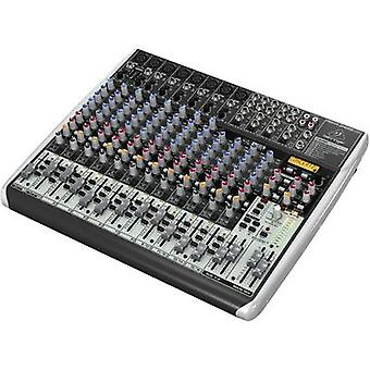 Mixing console Behringer XENYX QX2222USB No. of channels:16 USB