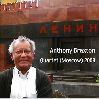Anthony Braxton - kvartetten (Moskva) 2008 [CD] USA import