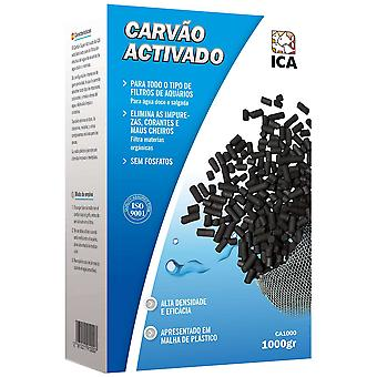 Ica Carbon Activated Ica 1000Gr (Fish , Filters & Water Pumps , Filter Sponge/Foam)