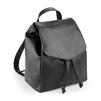 Quadra NuHide Mini Full Grain Leather Look Backpack