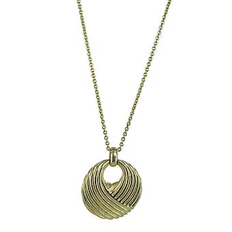 Joop women's chain necklace stainless steel gold WAVES JPNL10580B800