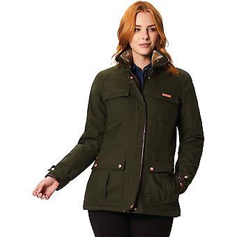 Regatta Womens/Ladies Laureen Poly Breathable Waterproof Coat Jacket