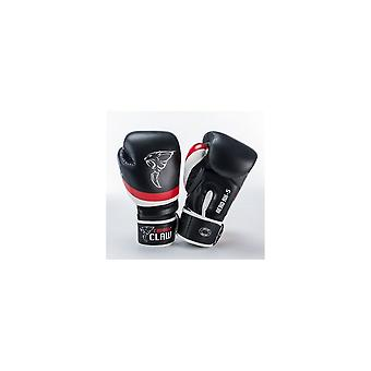 Carbon Claw Aero Boxing Gloves - Black/Red