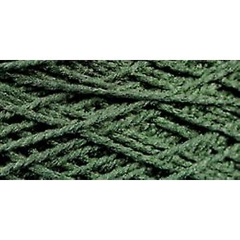 Needloft Craft Yarn 20yd-Forest Green