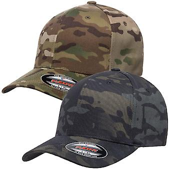 Flexfit Cap Multicamo estensibile