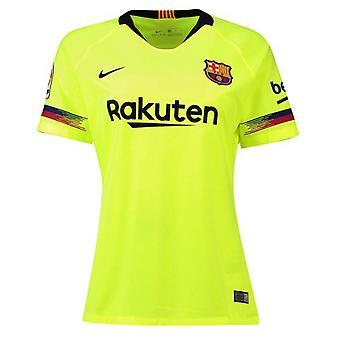 2018-2019 Barcelona Away Nike Ladies Shirt