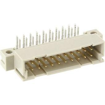 Rand-Anschluss (PIN) 384275 Gesamtzahl der pins Nein 20 der Zeilen 2 ERNI 1 PC