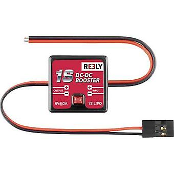 LiPo booster Reely 1S DC-DC 3 A
