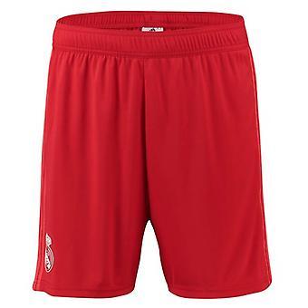 2018-2019 real Madrid Adidas terzo Shorts (Red)