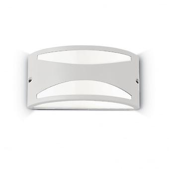 Ideal Lux Rex-3 Wall Light White