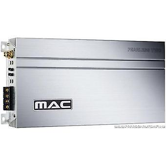Mac audio fearless two, 2-channel power amplifier 400 Watts Max, new