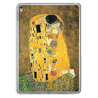 iPad Pro 9,7 pulgadas caja transparente (suave) - Der Kuss