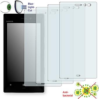 Nokia Lumia 928 screen protector - Disagu ClearScreen protector (deliberately smaller than the display, as this is arched)