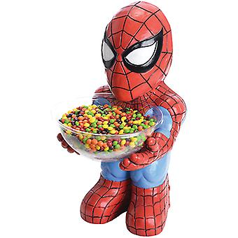 Spider-Man Candy Bowl Holder Halbstatue 40 cm mit Schüssel Spiderman