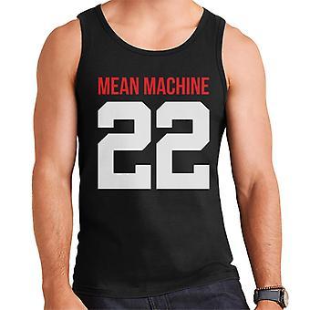 Mean Machine 22 Shirt mannen Vest